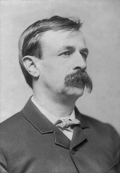 [Photograph of Edward Bellamy]